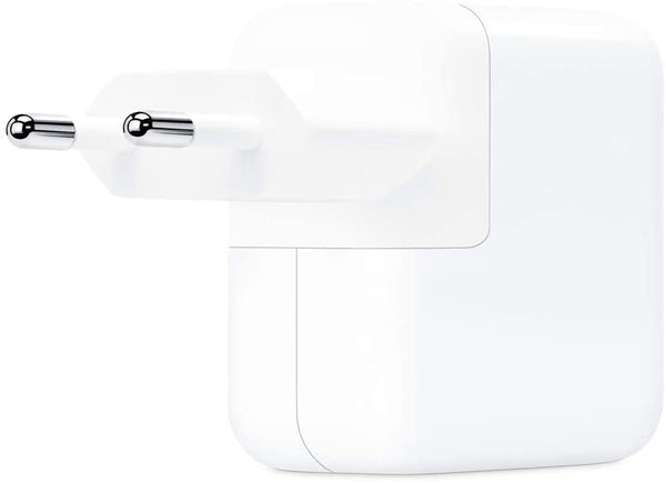 Alimentatore Apple originale USB‑C Da 30W Bianco