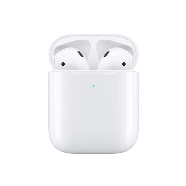 Apple AirPods Serie 2 con custodia di ricarica wireless