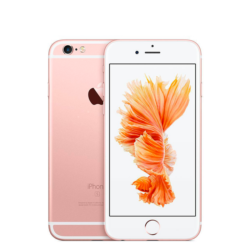 Apple iPhone 6S rigenerato - 64GB - Rosa Oro Grado AB
