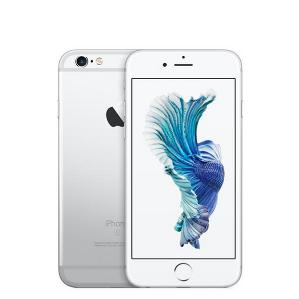 Apple iPhone 6S rigenerato - 64GB - Argento Grado AB