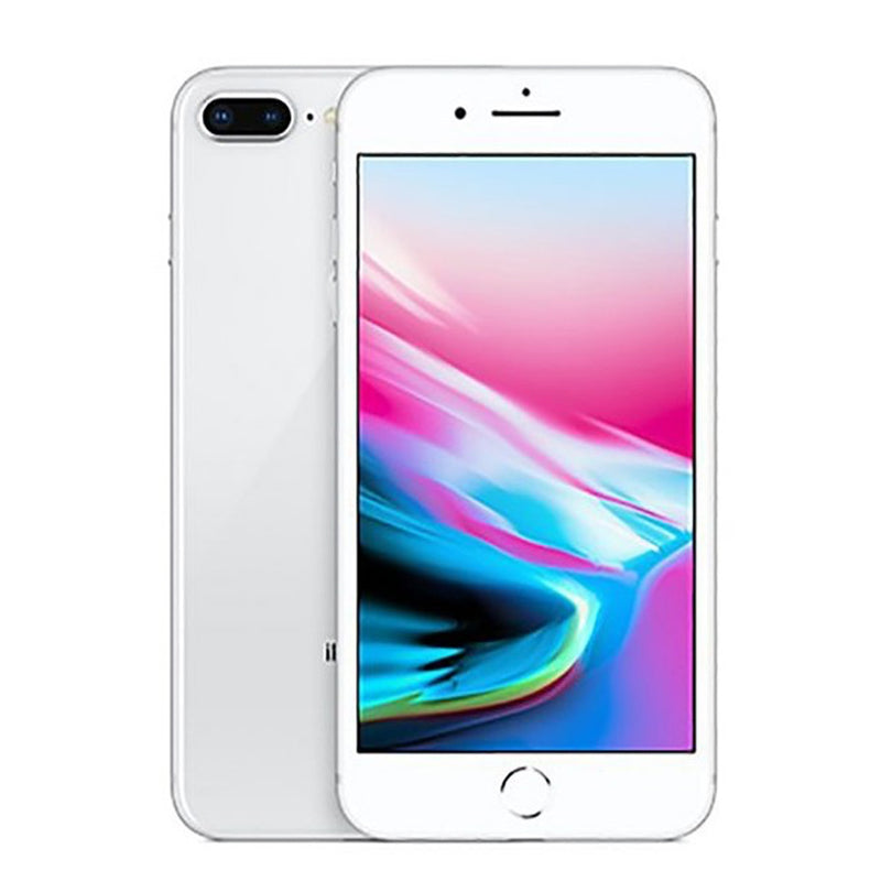 Apple iPhone 8 Plus rigenerato - 256GB - Silver Grado A