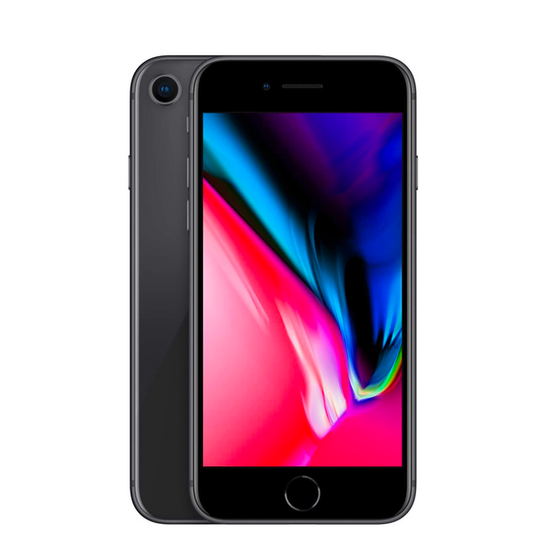 Apple iPhone 8 rigenerato 64GB SO iOS Nero Black Grado A