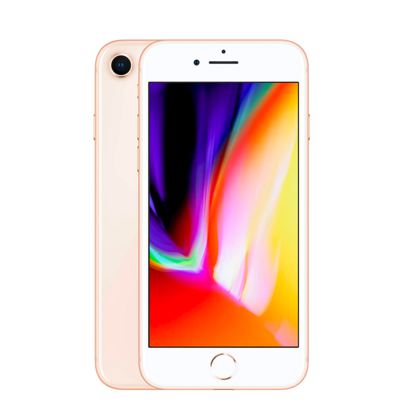 Apple iPhone 8 rigenerato - 64GB - Oro Grado AB