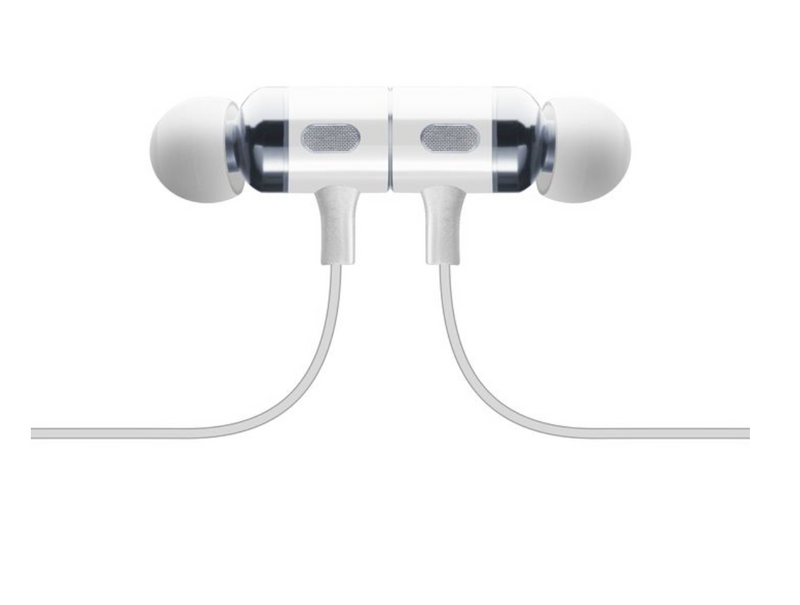 Auricolari Bluetooth in-ear stereo bianco cellularline