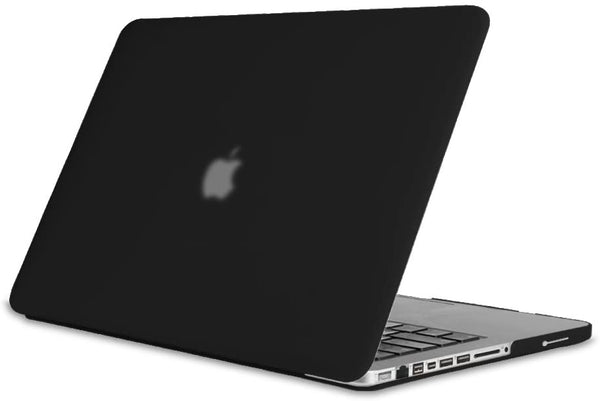 "Cover case custodia Nera fume per Macbook Pro 13"" no retina 2012 A1278"