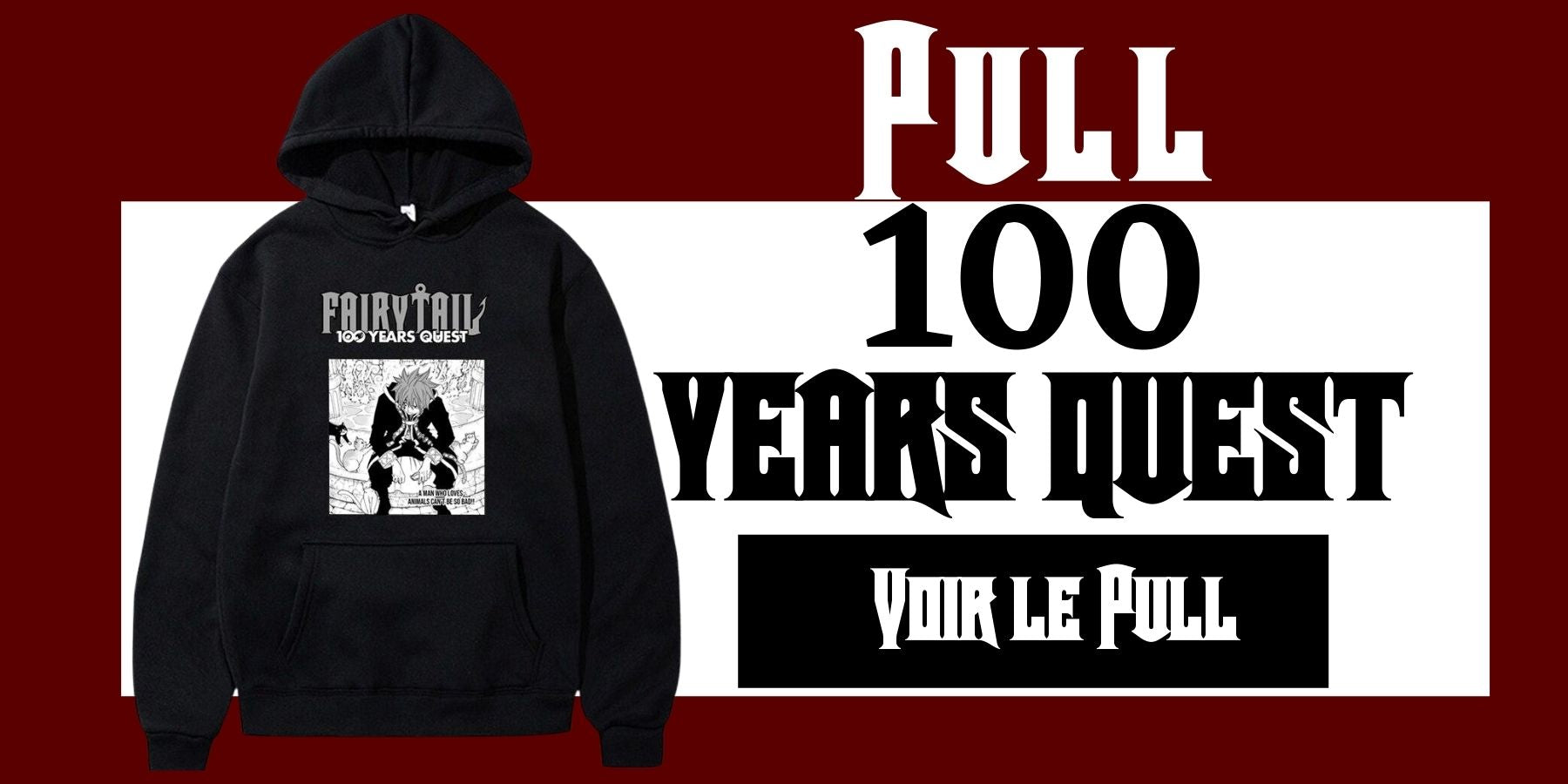Pull Fairy Tail 100 Years Quest