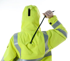 Neilsen® PRO ARC FR/ARC Rated Rainwear High Visibility Coat