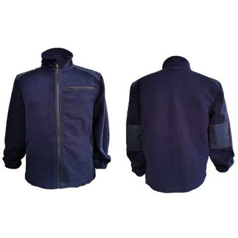 PRO ARC NCFRJ FR/ARC FLEECE JACKET NAVY