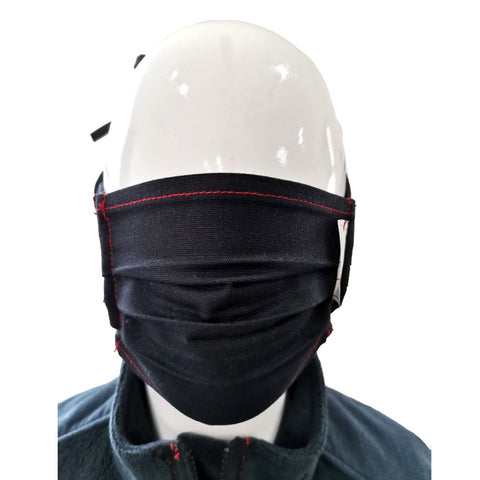 PRO ARC FR/ARC FACE MASK 100% COTTON FABRIC ELASTICATED 10 MASKS