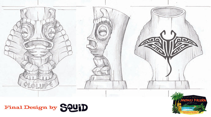 Announcing our NEW Ololupe Tiki Mugs!