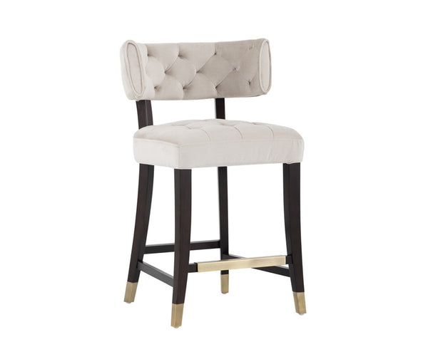 Bella Counter Stool - Prosecco