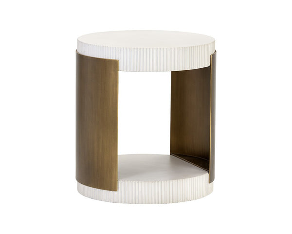 Lavette Accent Table