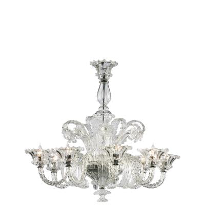 La Scala 8 Light Chandelier