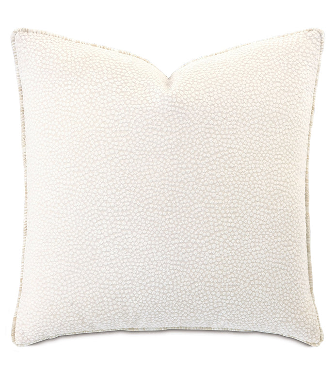 Palisades Textured Decorative Pillow