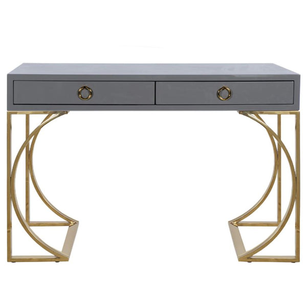 Vanessa Desk - Grey