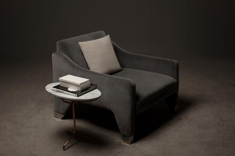 Kelly Hoppen Lyndon Occasional Chair