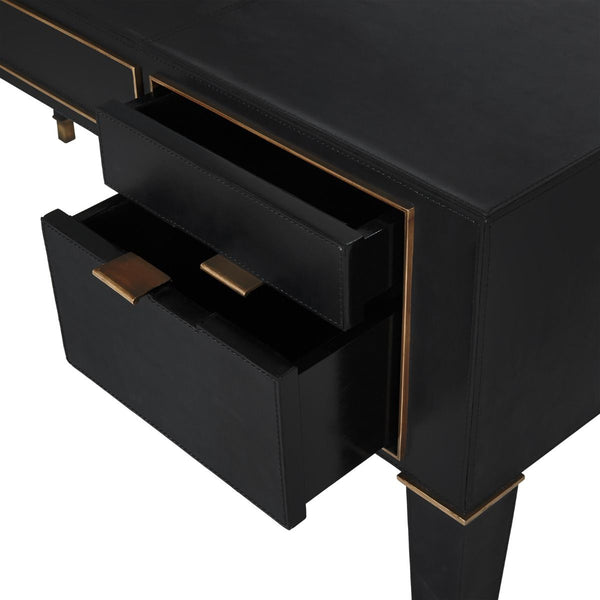 HUNTER DESK - BLACK