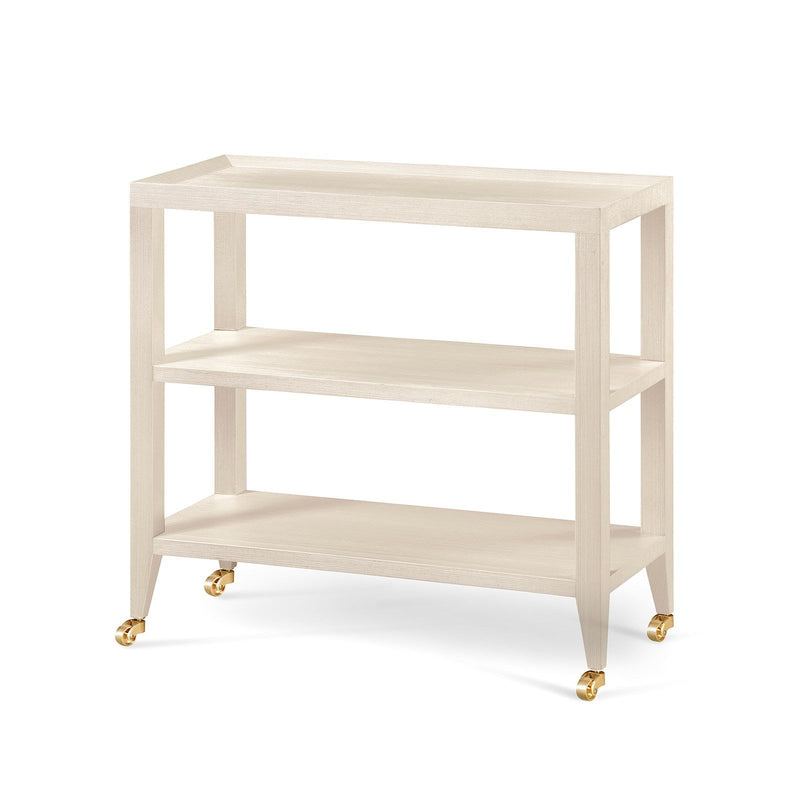 ISADORA BAR CART - NATURAL