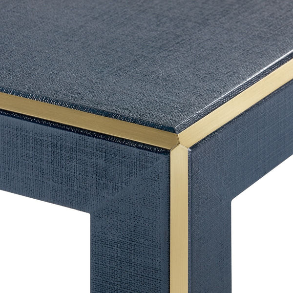 LAUREN COFFEE TABLE - NAVY BLUE