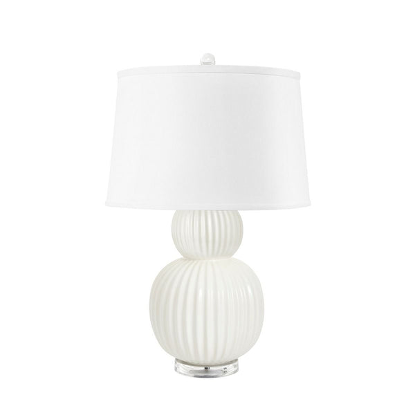 MERIDIAN LAMP - WHITE