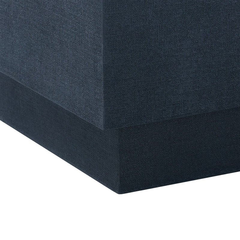 MILA COFFEE TABLE - NAVY BLUE