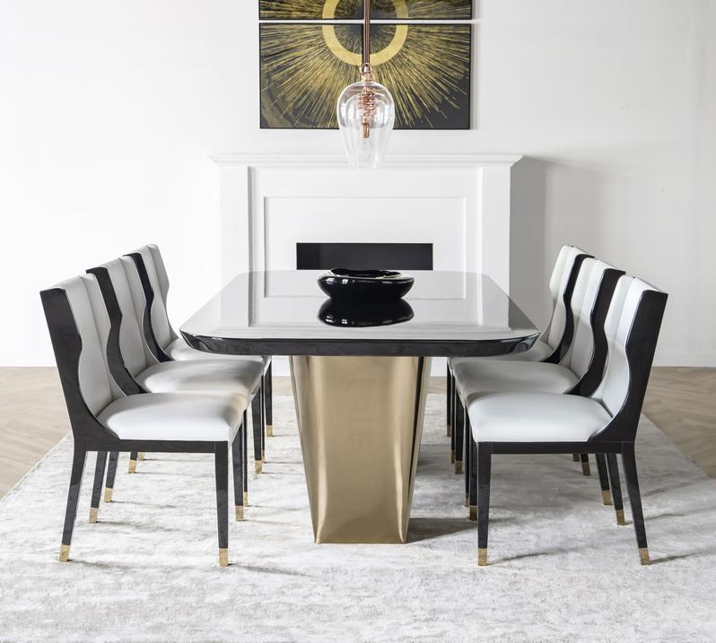 Kelly Hoppen - Shield Dining Table Small