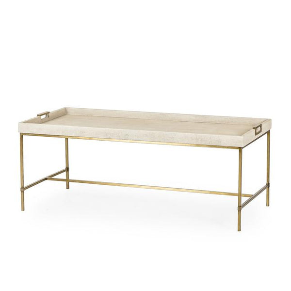 LEXI TRAY COFFEE TABLE