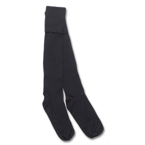Socks - Black Knee high