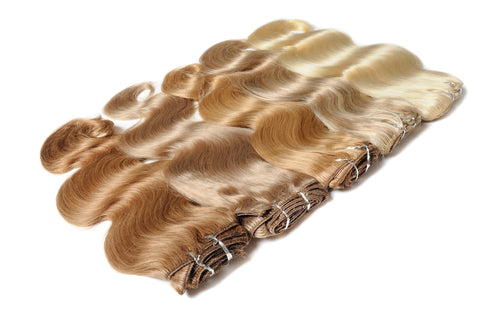 A Simple Guide to Installing Clip in Hair Extensions