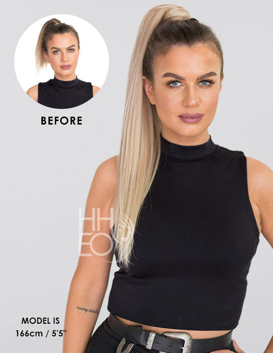 Ponytail Hair Extensions 20