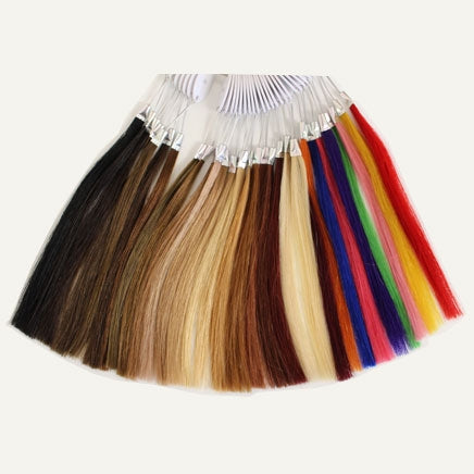 Hair Extension Colour Ring (Clip In & Ponytails)