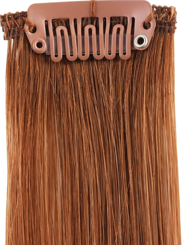 HHEO CLIP-IN HAIR EXTENSION SAMPLE PACK - 10 INCH, 1 PIECE - FREE SHIPPING*