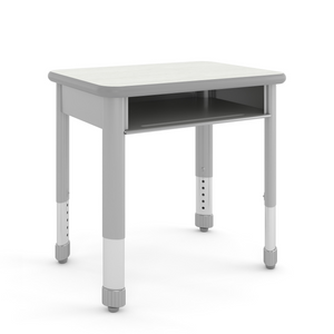Smith System Interchange Single - Student Desk - Steelcase Singapore