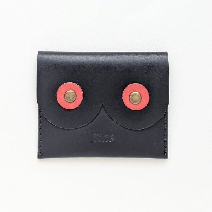 Body Love Coin Purse in Black