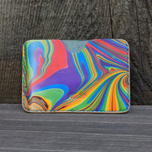 Load image into Gallery viewer, Slim Marbled Card Sleeve Horizontal