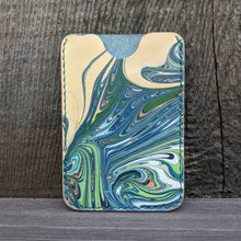 Load image into Gallery viewer, Slim Marbled Card Sleeve Vertical