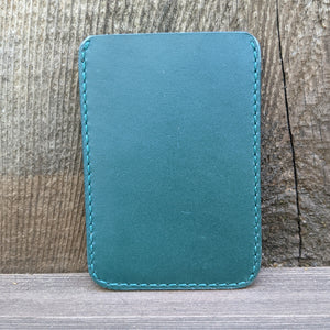 Slim Marbled Card Sleeve Vertical
