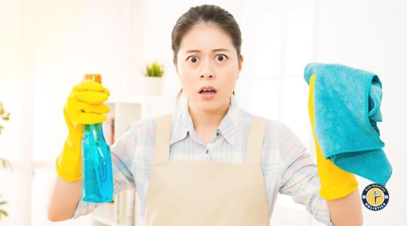 10 Most Harmful Chemicals We Are Exposed to in Our Homes