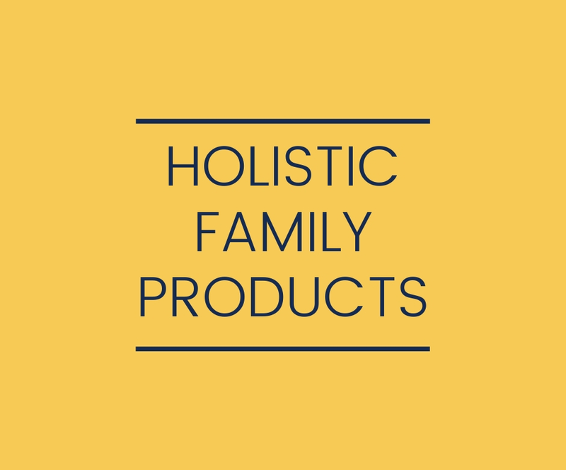 Holistic Family Products