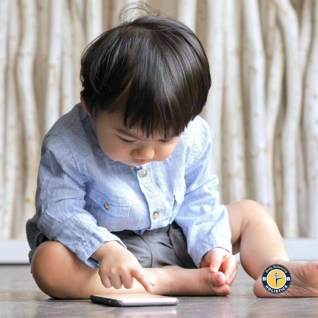 cellphone radiation effects on children