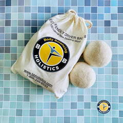 BB Holistics 100% New Zealand Wool Dryer Balls - Accessories - BB Holistics