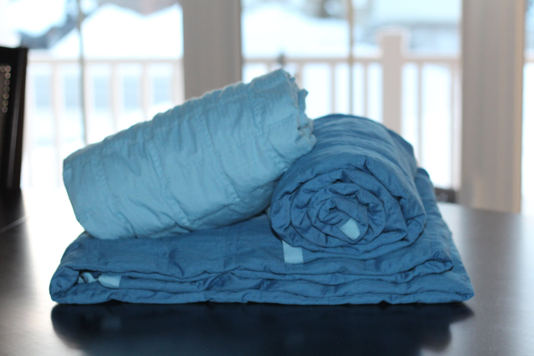 Blanket Bundle Set Promotion - 2 Adult Weighted Blankets