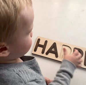 Kid's Name Puzzle
