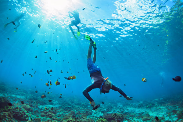 Isla Mujeres Aquatic Adventure