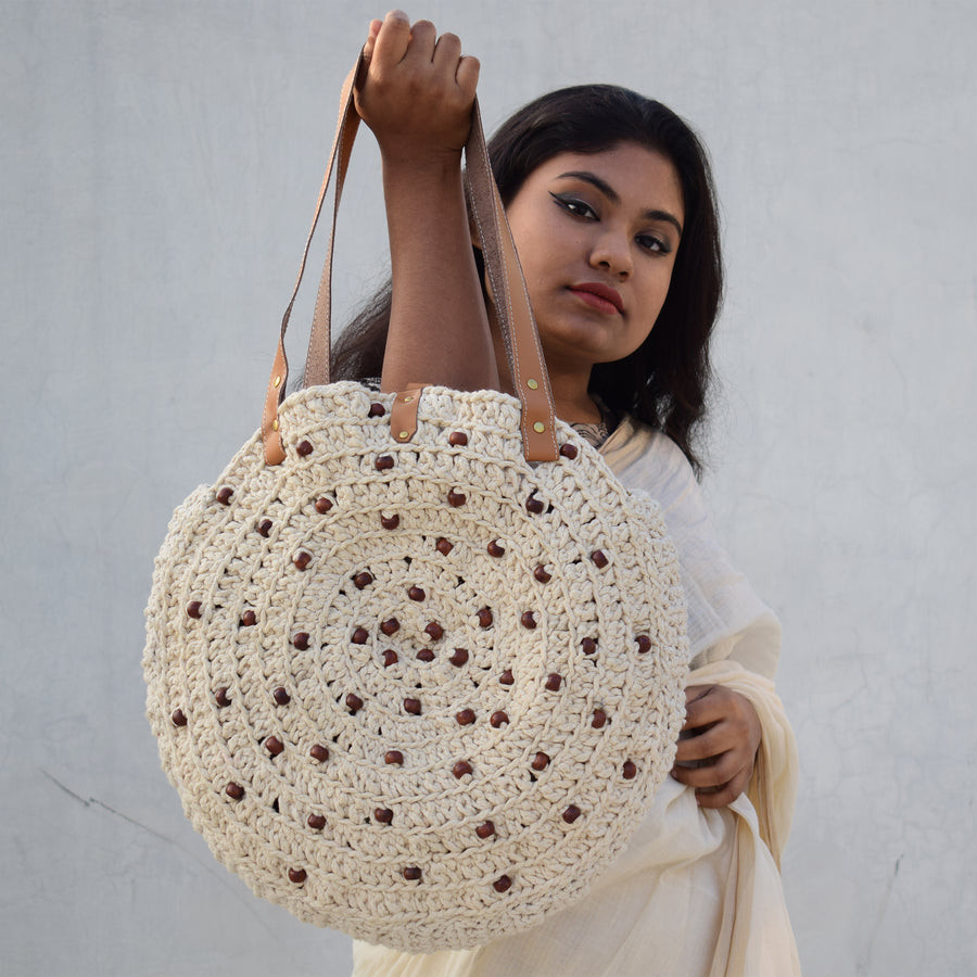 The Urbane Bead Bag - Itihasikala
