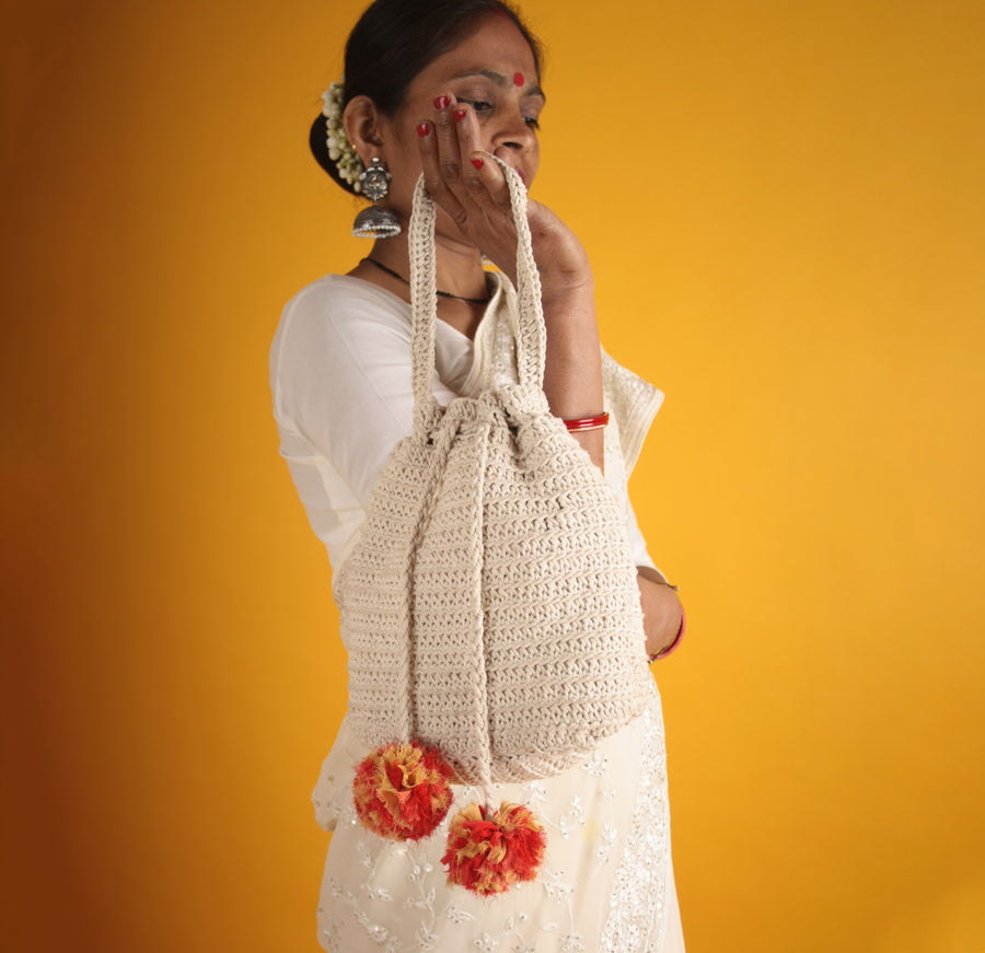 Cotton Potli Bag