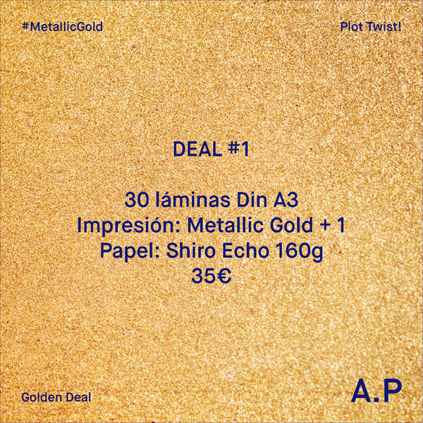 Golden Deal #1