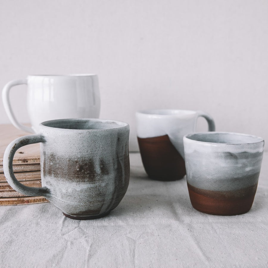 No. 004 - Handmade ceramic mug