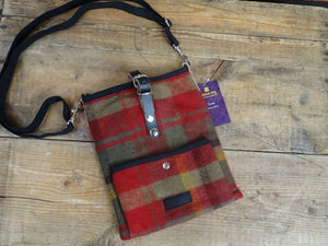 DARK MAPLE IONA BAG
