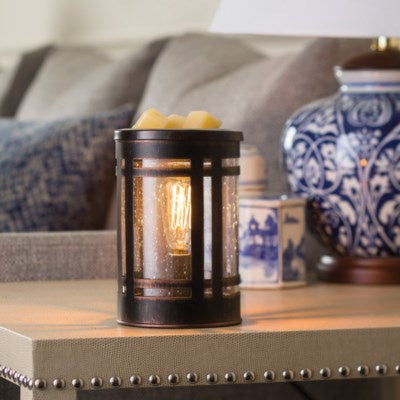 MISSION EDISON BULB ILLUMINATION FRAGRANCE WARMER